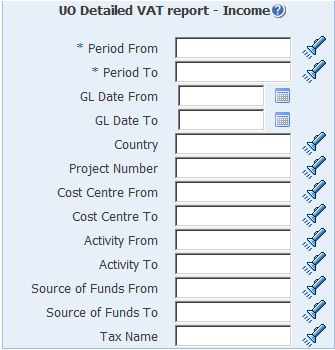 uo detailed vat report income