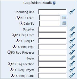 uo open requisition details